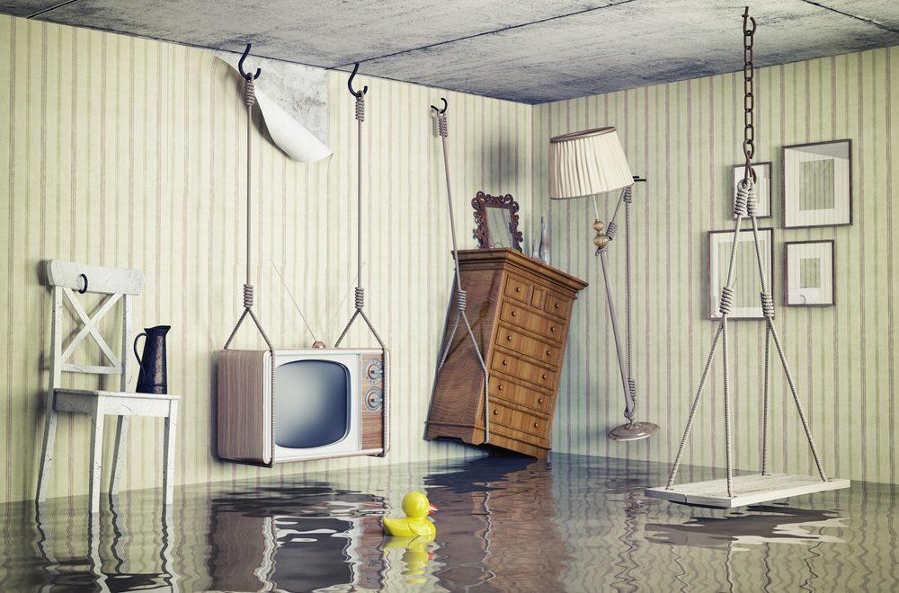 W jaki sposób dokonać wyceny szkód po zalaniu mieszkania