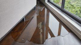 Woda i jej destrukcyjny wplyw na kondycje budynku
