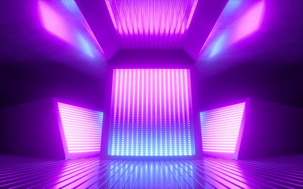 Lokalizowanie wyciekow czynnikiem UV